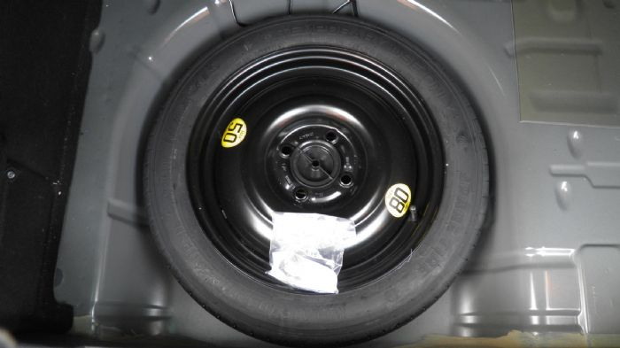 ford fiesta  space saver spare wheel kit
